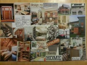 dream home vision board
