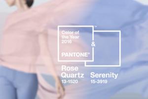 Pantone 2016 colour
