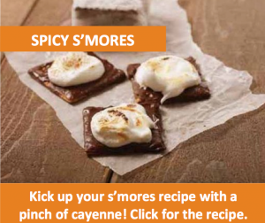 GS spicy smores image